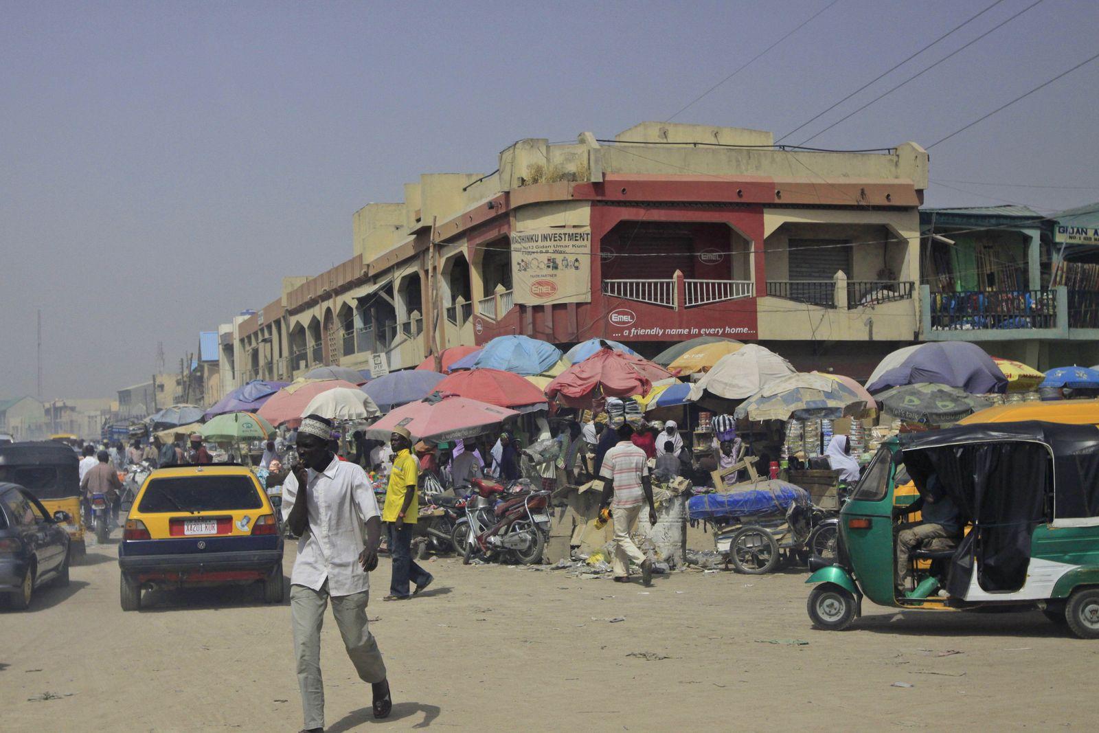 NICHT VERWENDEN nigeria