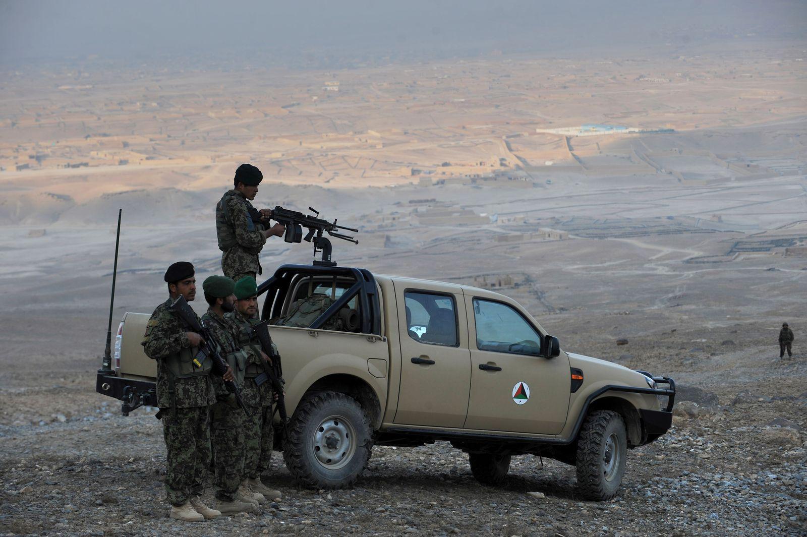 Afghanistan/ Soldaten