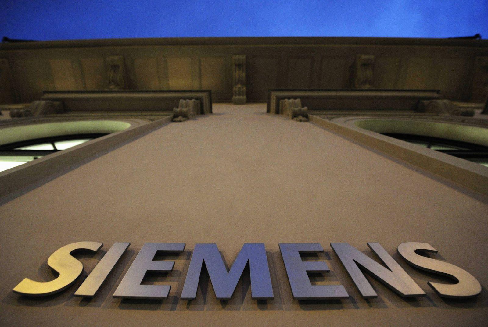 NICHT VERWENDEN Vorschau: Ausserordentliche Aufsichtsratssitzung Siemens