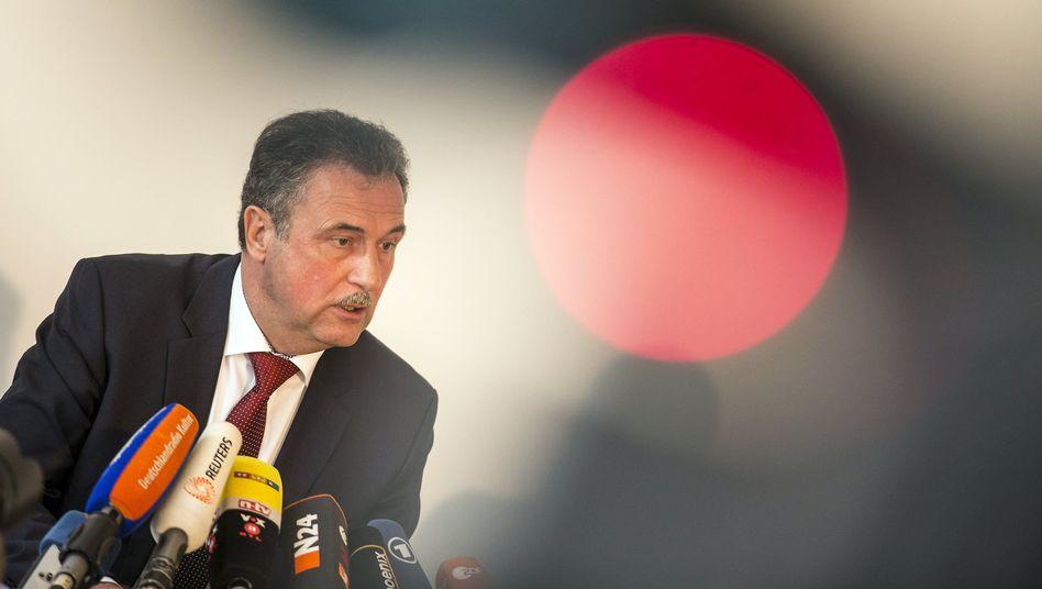 GDL-Chef Weselsky: Alles oder nichts