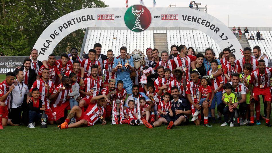 Pokalsieger CD Aves