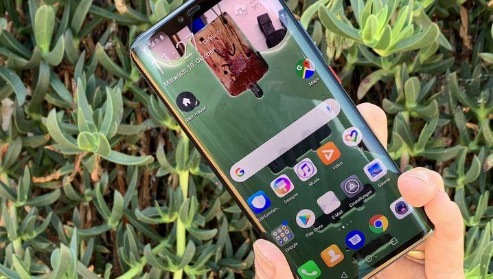 Huaweis neues Vorzeige-Smartphone: Das ist das Mate 20 Pro