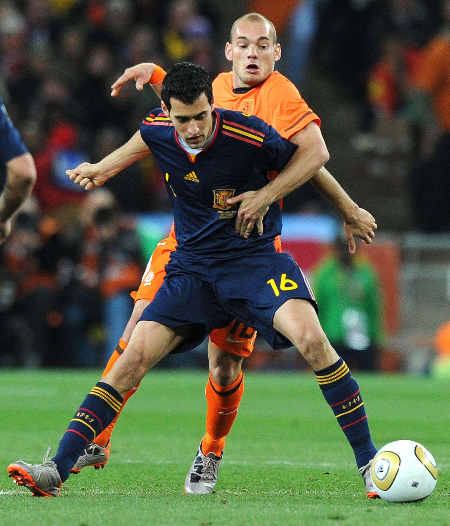 Fußballmacht Spanien: Weltmeister aller Klassen DER SPIEGEL