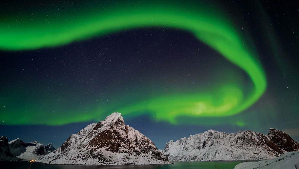 Polarlichter: Der Zauber des glühenden Himmels