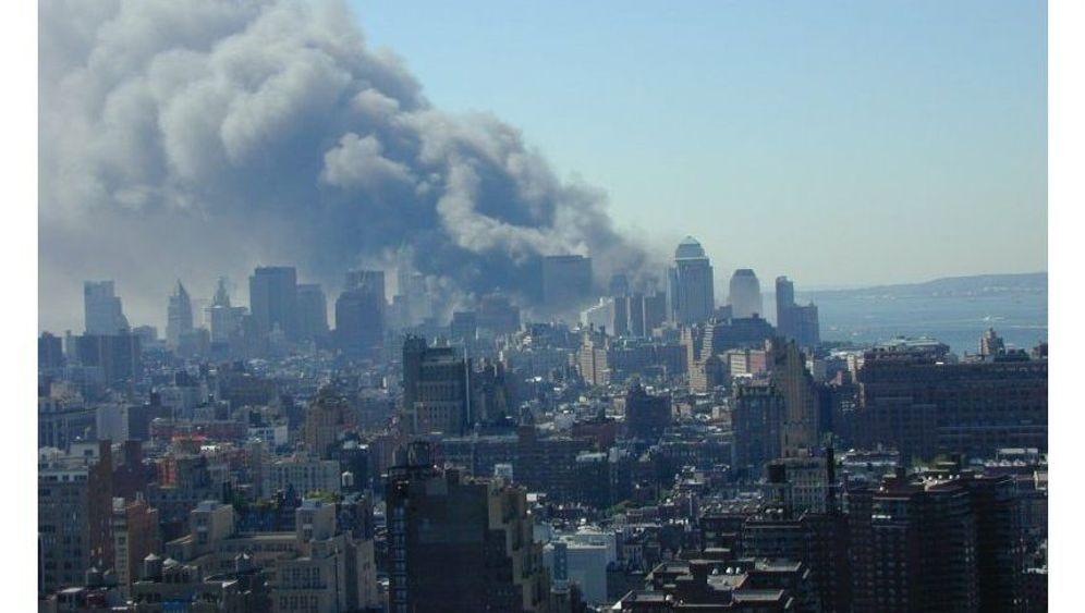 11. September: Stell dir vor, es ist Krieg