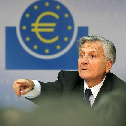 EZB-Chef Trichet: Allianz gegen die Finanzkrise