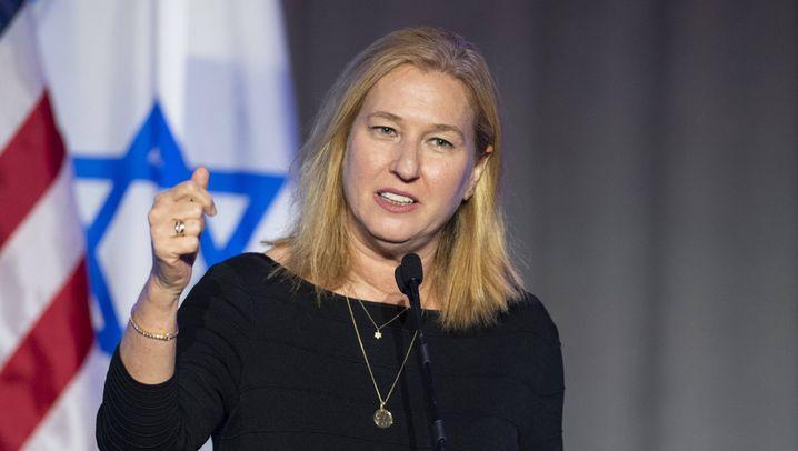 Tzipi Livni: Israels Oppositionschefin - und ihre Gegner