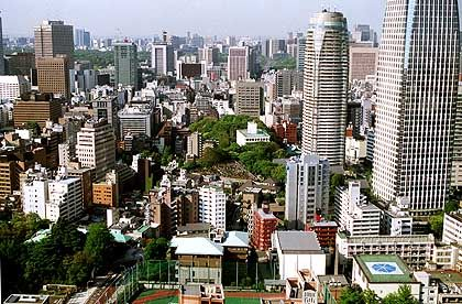 Blick über Tokio: Es muss nicht immer teuer, laut und voll sein