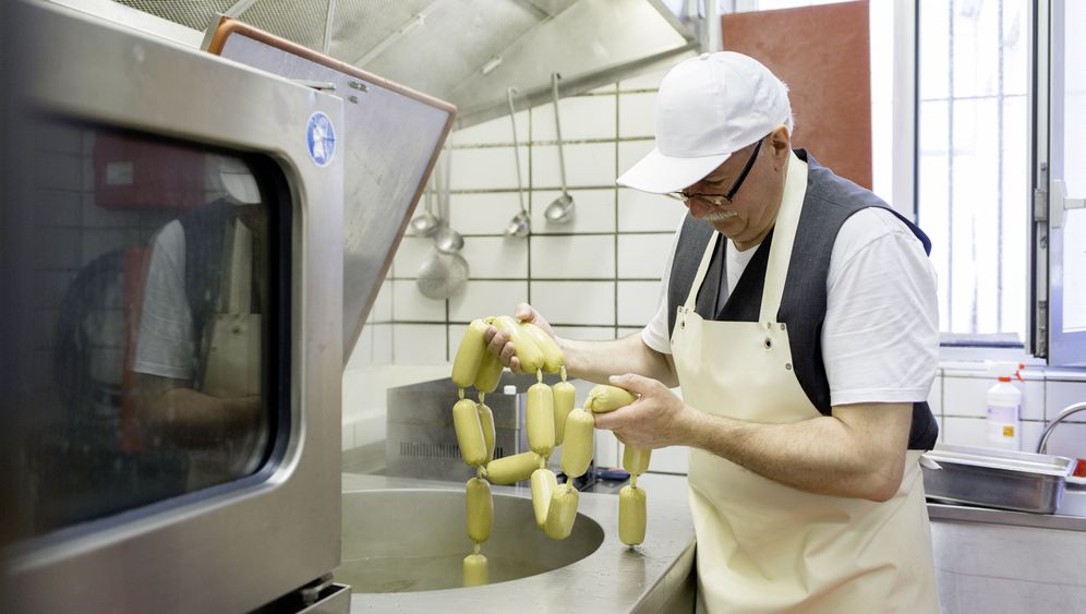 """Veganer Metzger: """"Ich mache jetzt Würstchen ohne Fleisch"""""""