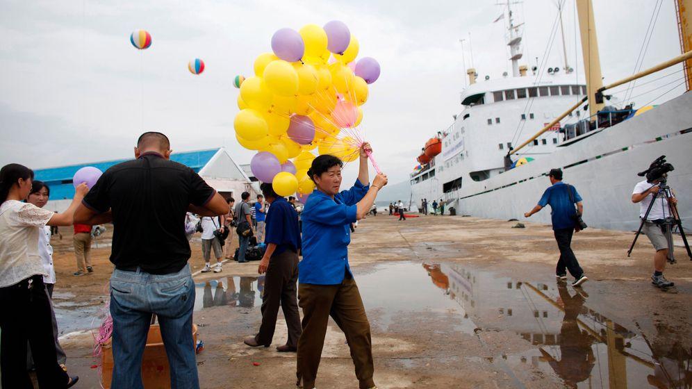 Kreuzfahrt in Nordkorea: Seereise ohne fließend Wasser