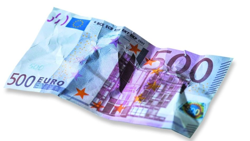 500-Euro-Schein Vorteile für Geldwäscher