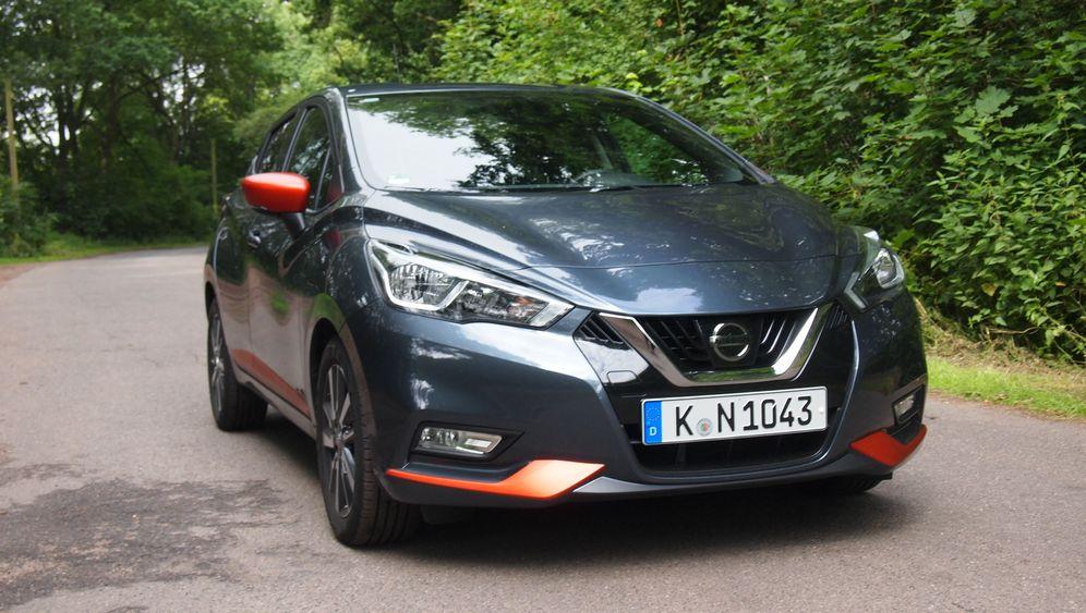 Nissan Micra: Die mickrigen Jahre sind vorbei