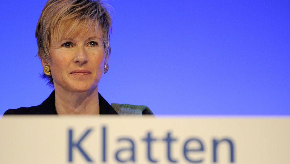 Susanne Klatten: Umtriebige Unternehmerin