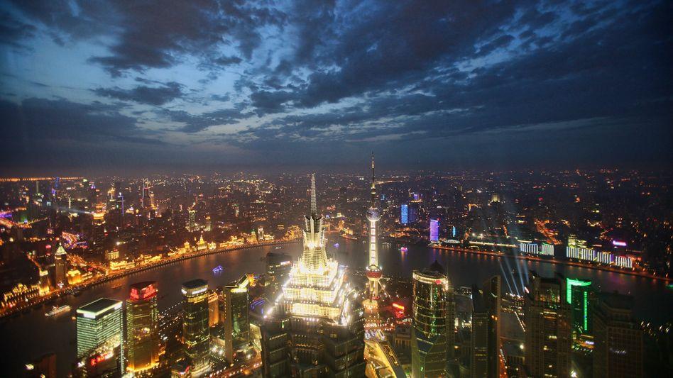 Shanghai: Zwischen Konkurrenten herrschen immer rauere Sitten
