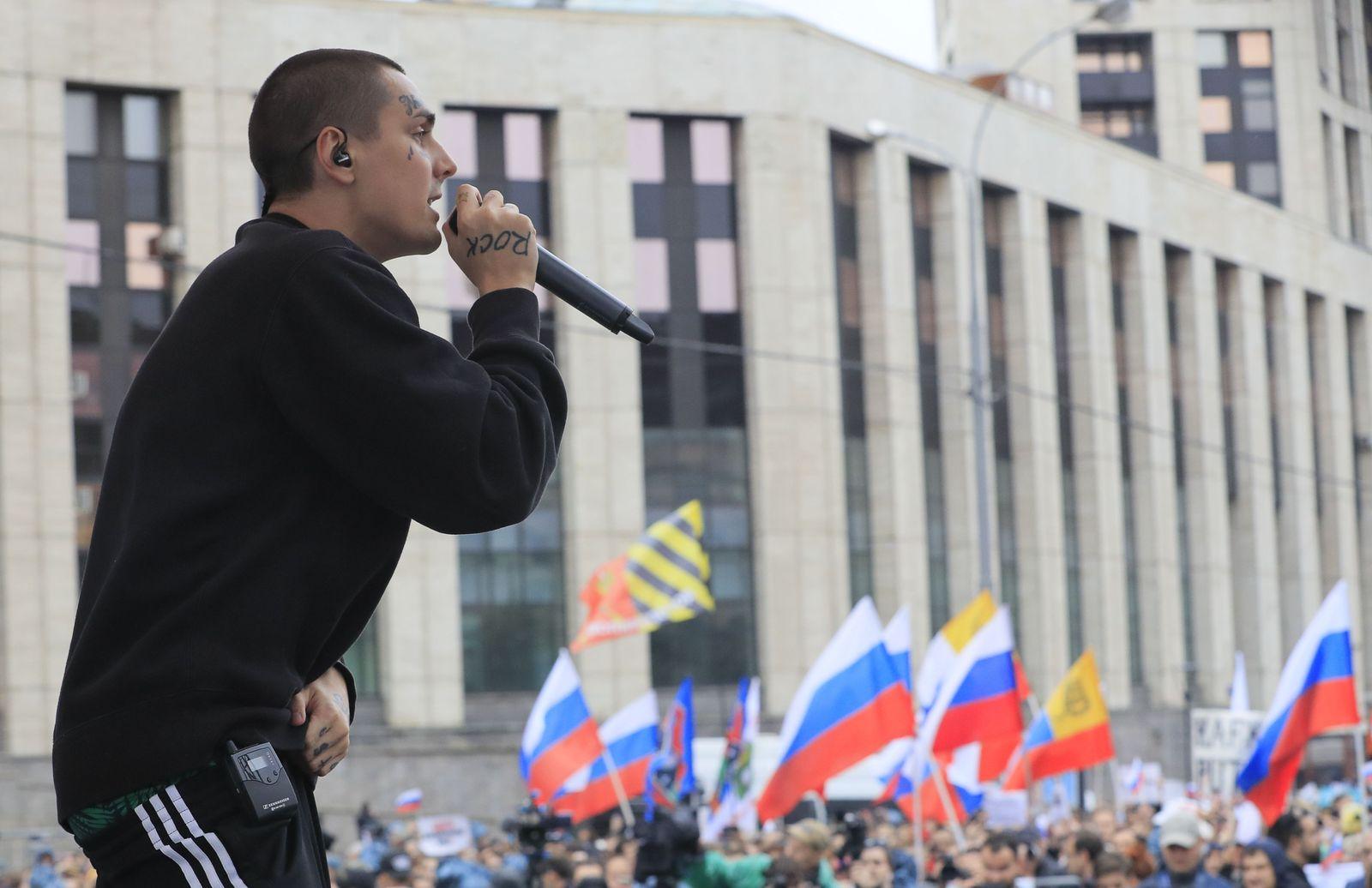 RUSSIA-POLITICS/PROTESTS