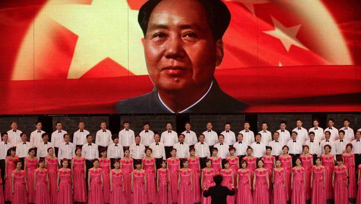 """Mao Zedong: Kulturrevolution in China - der Terror der """"Roten Garden"""""""