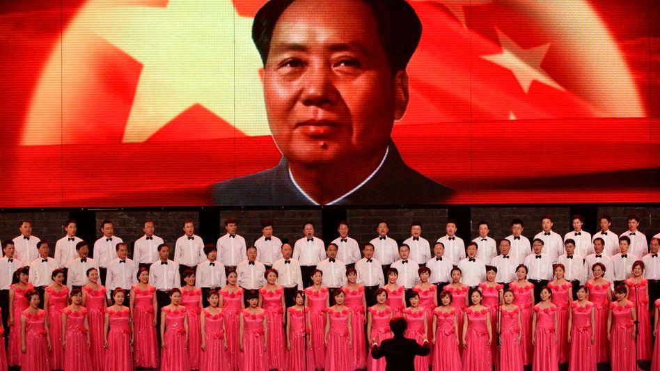 Mao Zedong: Geht in China immer
