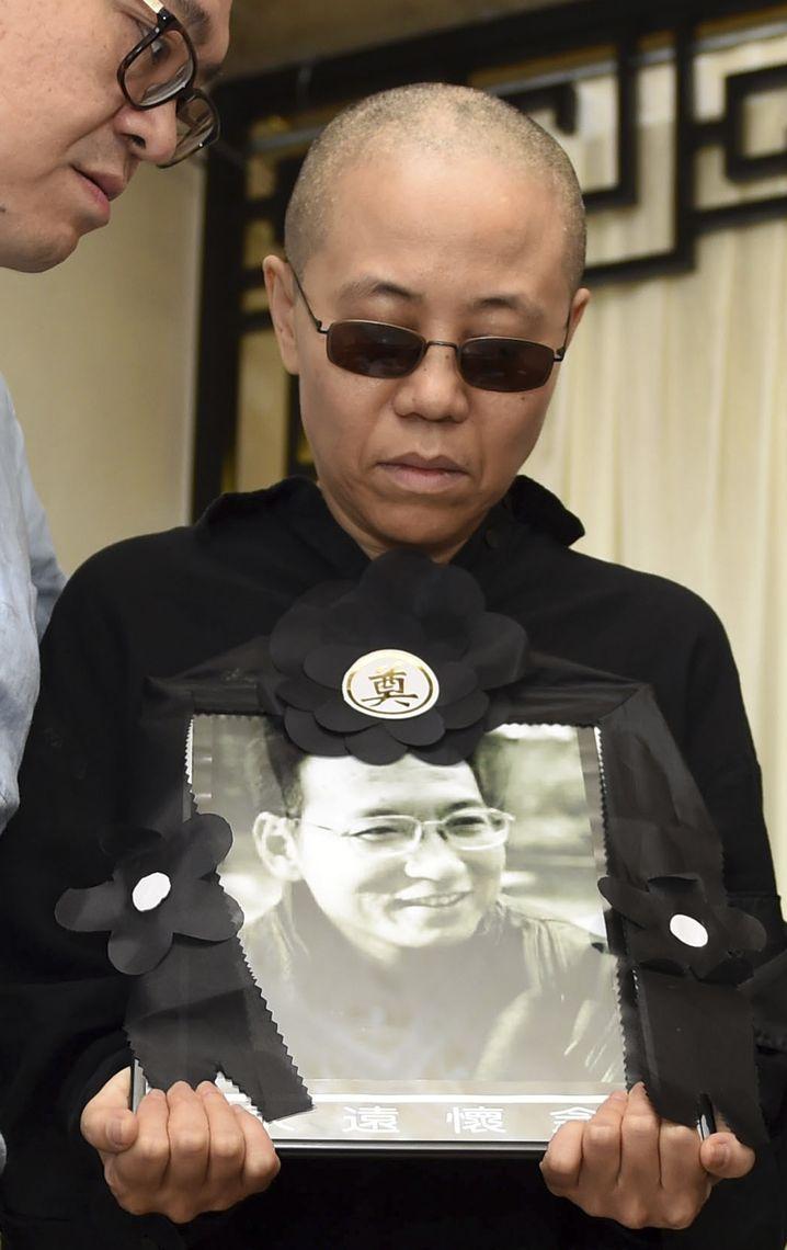 Liu Xia (Archivbild)