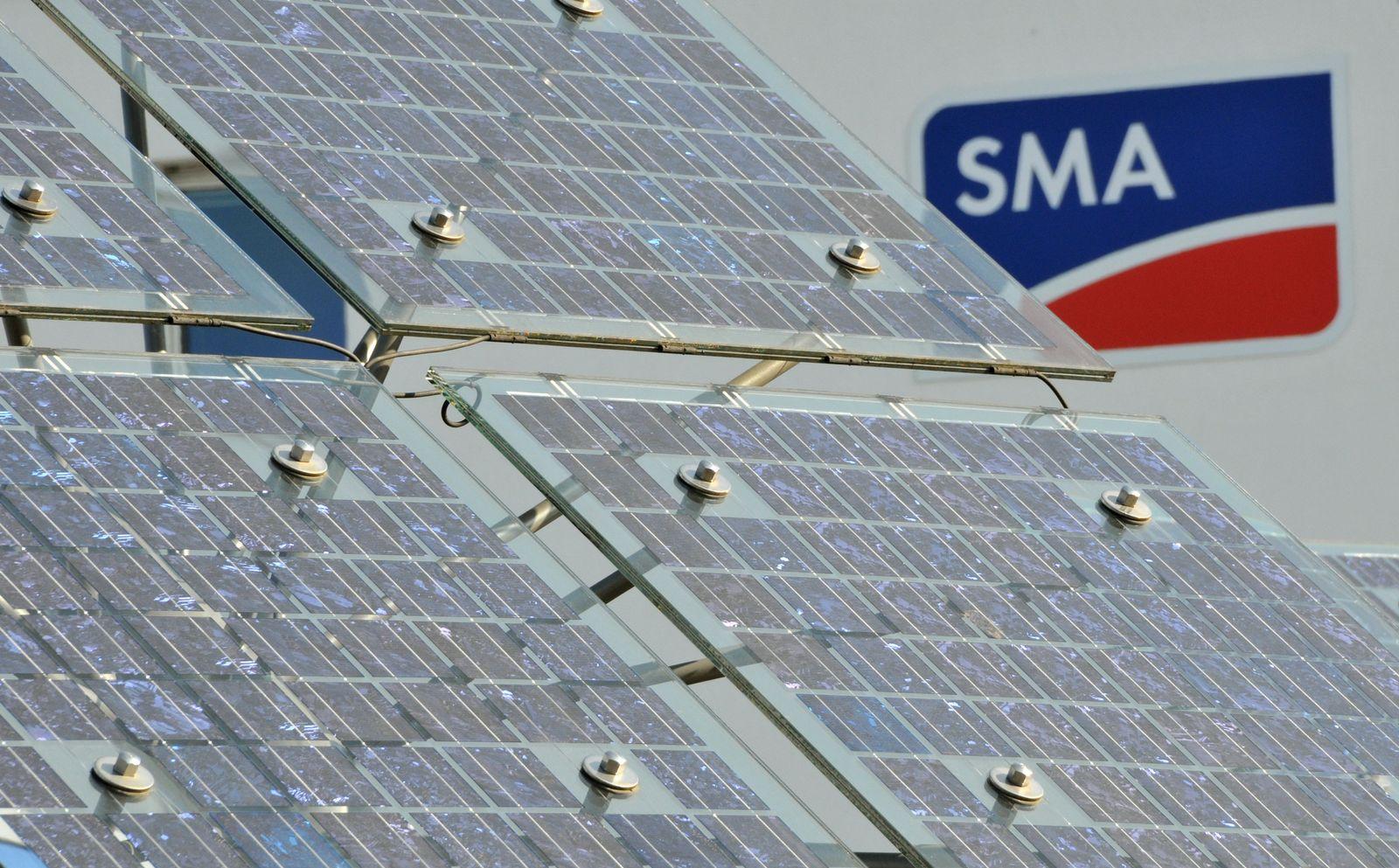 SMA Solar mit mehr Gewinn