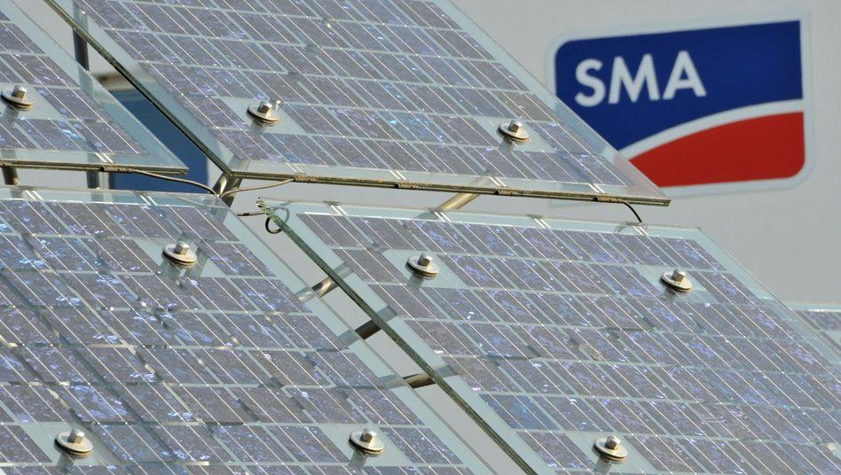 Solartechnikhersteller SMA Solar in Niestetal: Ein Drittel aller Jobs gestrichen