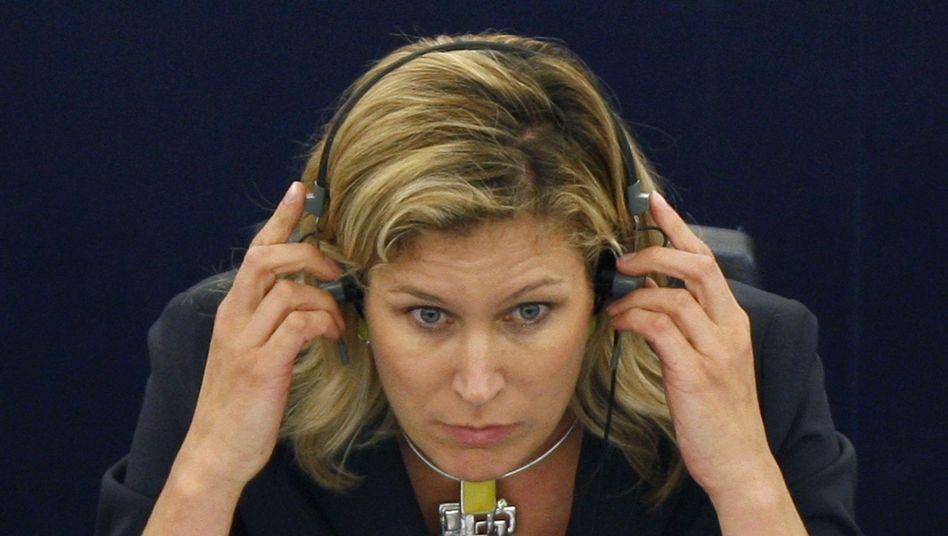 "FDP-Politikerin Koch-Mehrin: ""Nicht in Europa"""