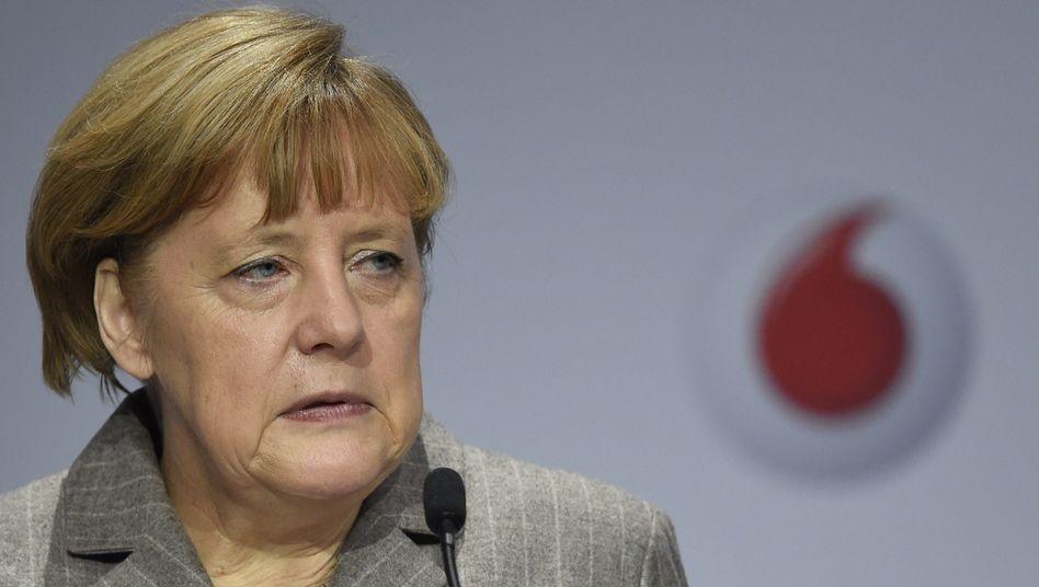 Bundeskanzlerin Angela Merkel: Reformanstrengungen in Frankreich und Italien unzureichend