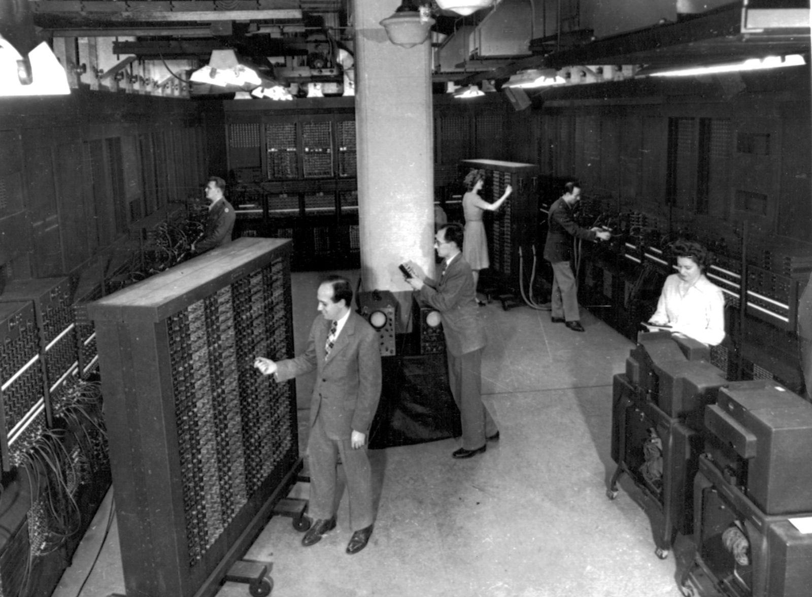 70 Jahre ENIAC - der erste elektronische Computer