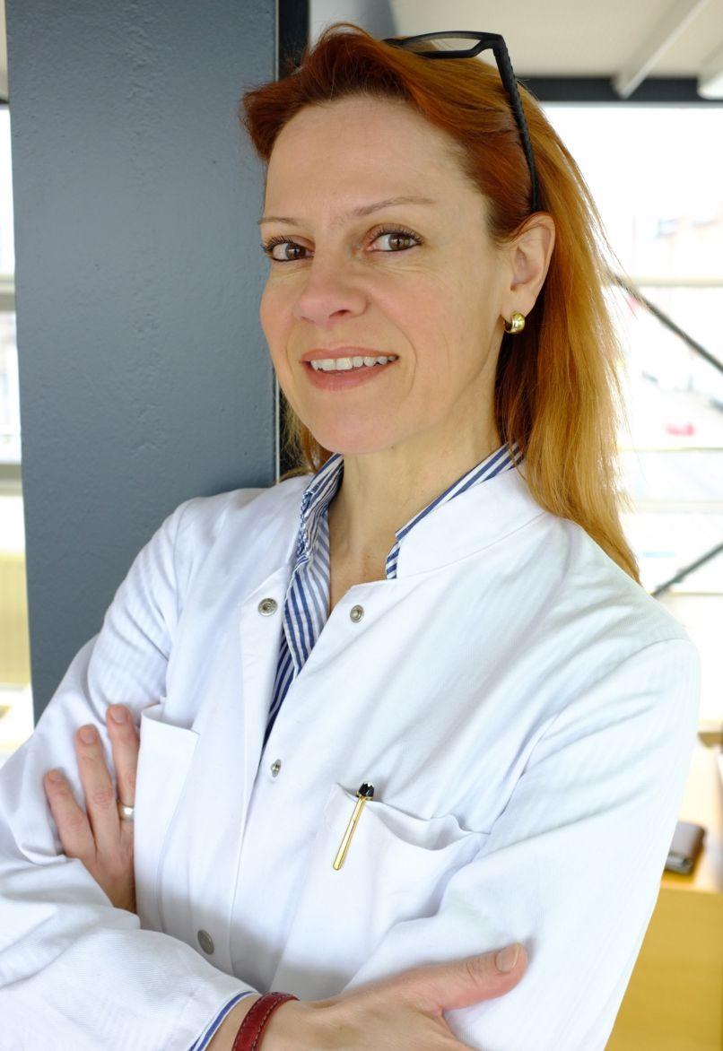 Forscherin Kerstin Oltmanns