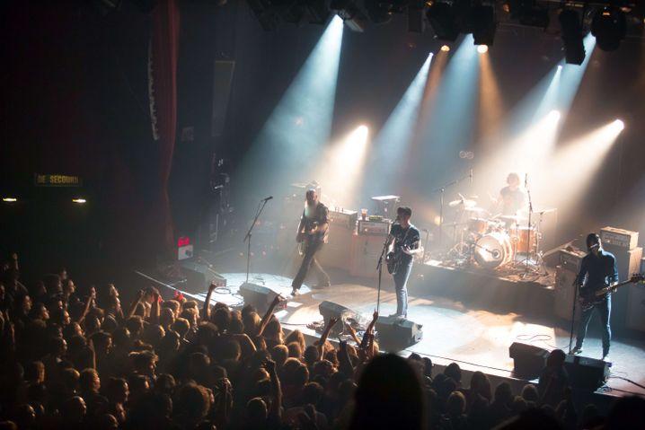 Eagles of Death Metal am 13. November 2015 im Bataclan
