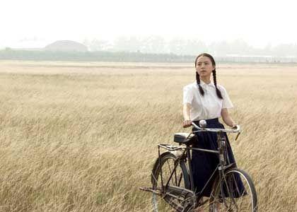 """Szene aus """"Peacock"""" (mit Zhang Jinchu): Ausbruch aus der Enge der Normen"""