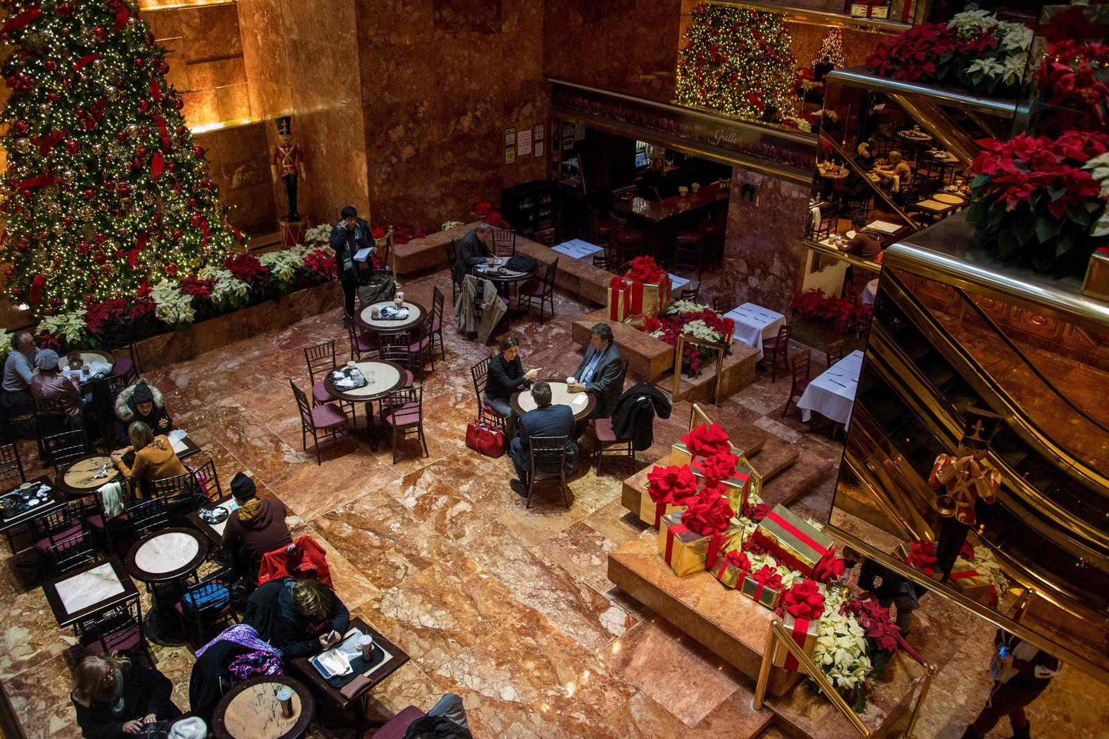trump restaurant