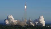 Riesige chinesische Raketenstufe stürzt zur Erde