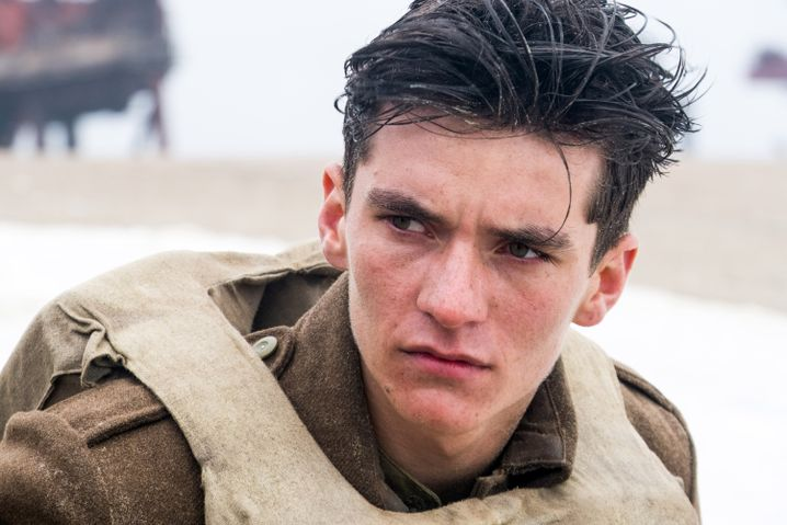 """Fion Whitehead in """"Dunkirk"""""""