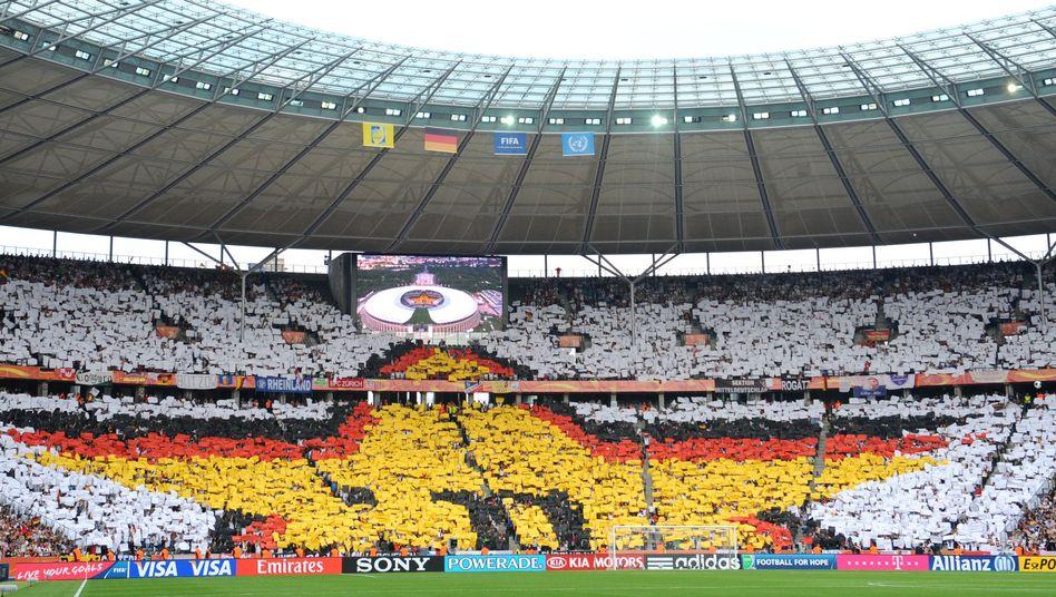 Olympiastadion Berlin: Endspiel der Königsklasse 2015