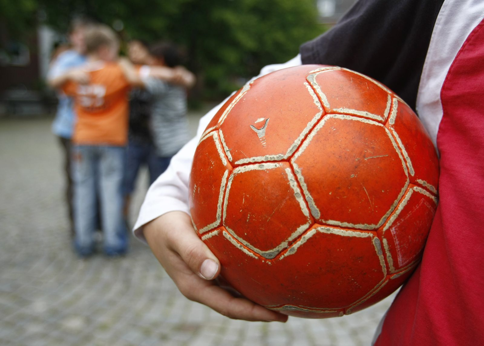 Fussball/ Kinder