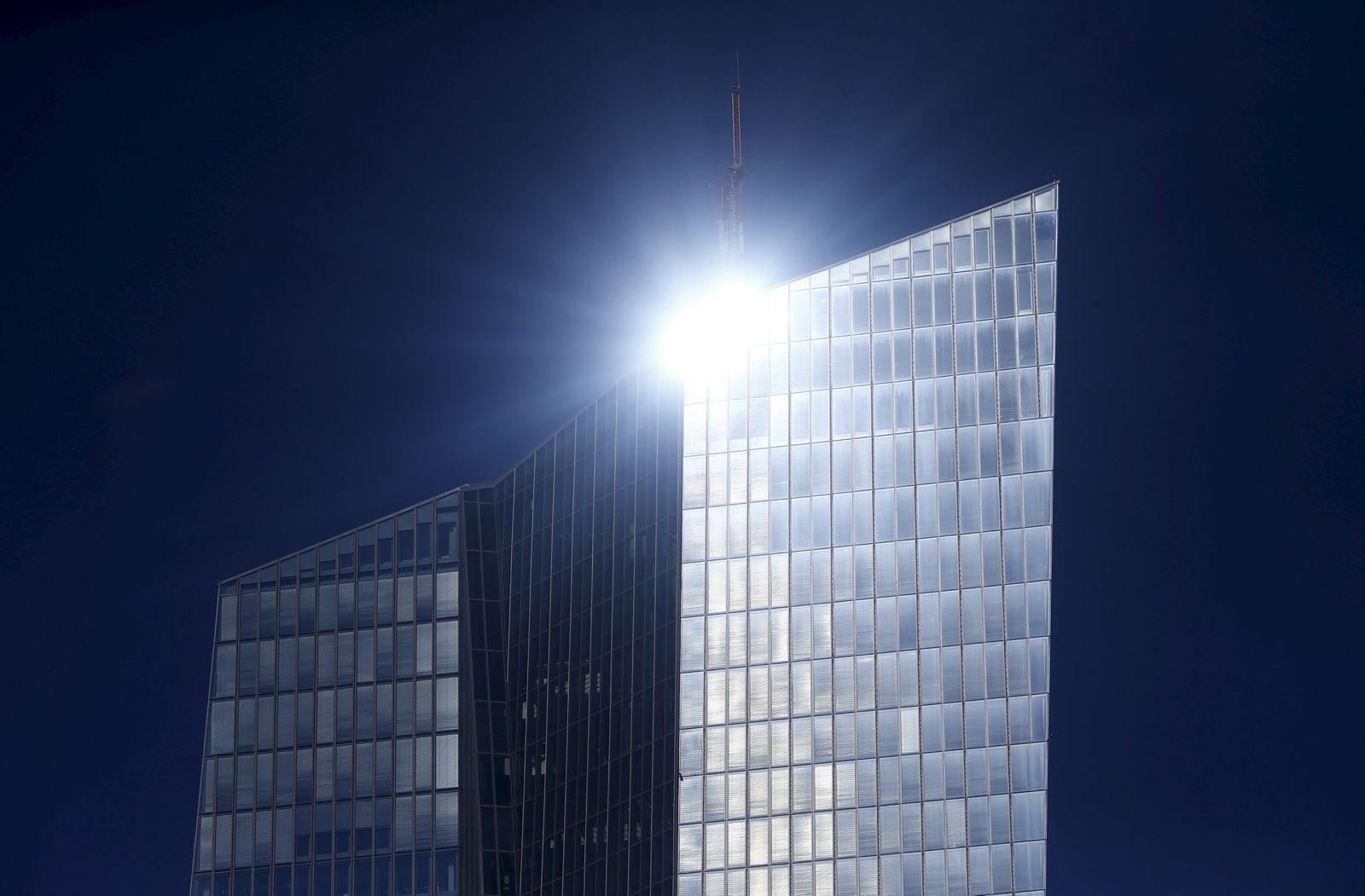 EZB/ ECB/ Gebäude/ Building