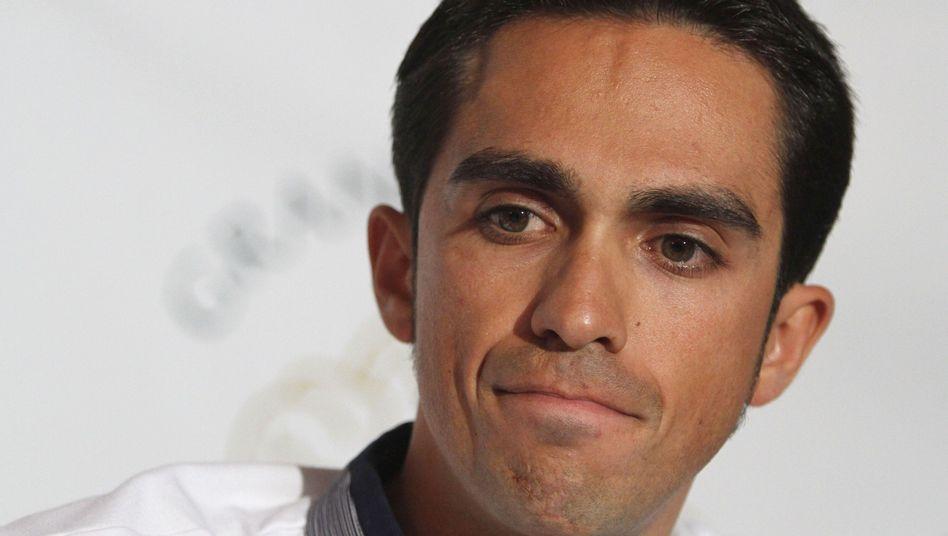Radprofi Contador: Sperre droht