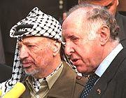 Arafat, Bubis