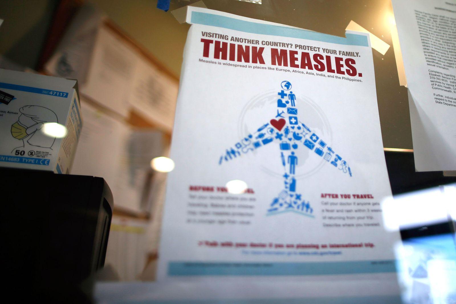 Masern Usa / Impfkampagne