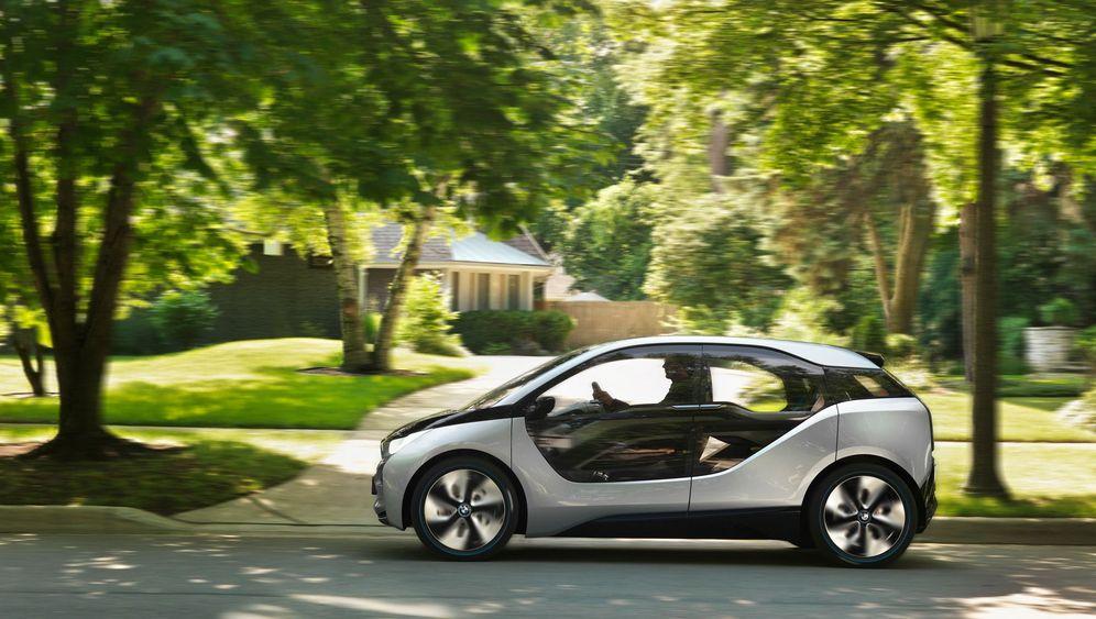 BMW i-Projekt: Alles auf Strom