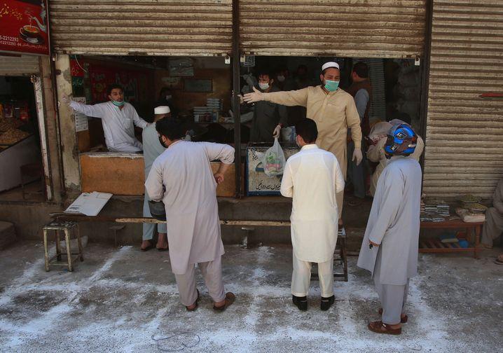 Laden in Pakistan