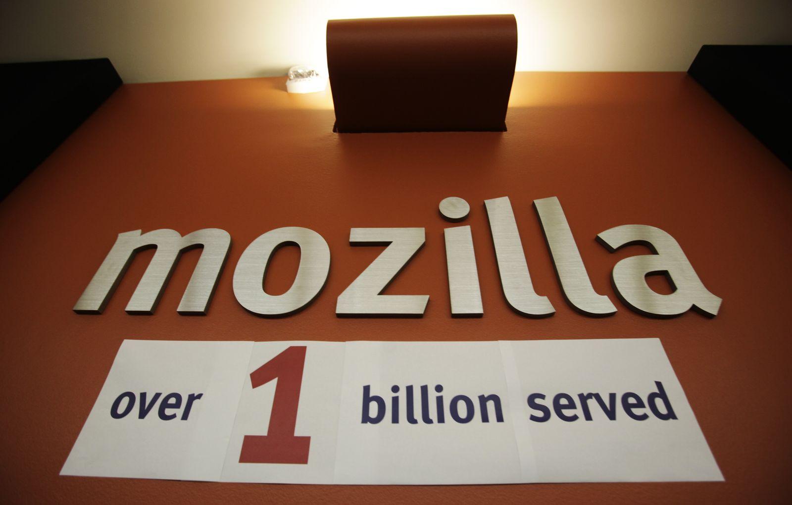 Mozilla Firefox One Billionth