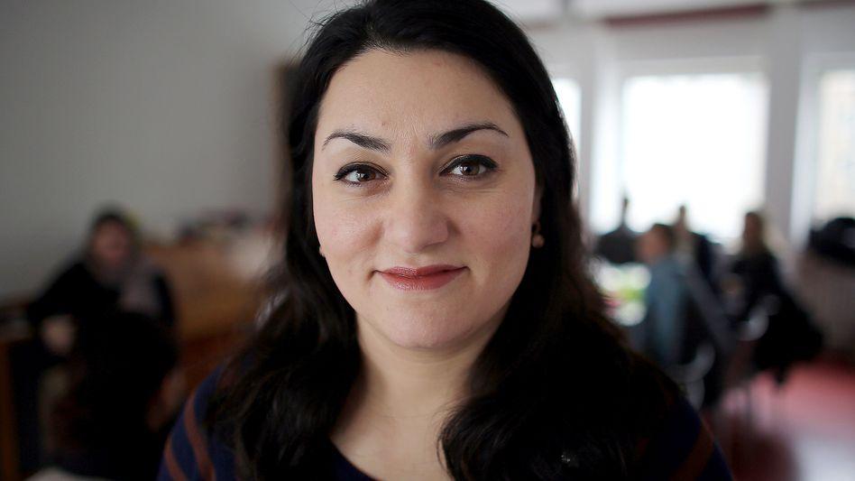 Islamwissenschaftlerin, Lehrerin, Autorin: Lamya Kaddor