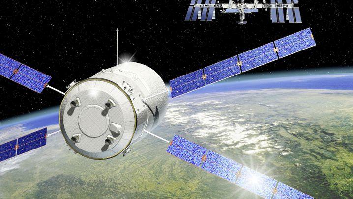 "Raumtransport ""Johannes Kepler"": Teures Transportvehikel made in Europe"