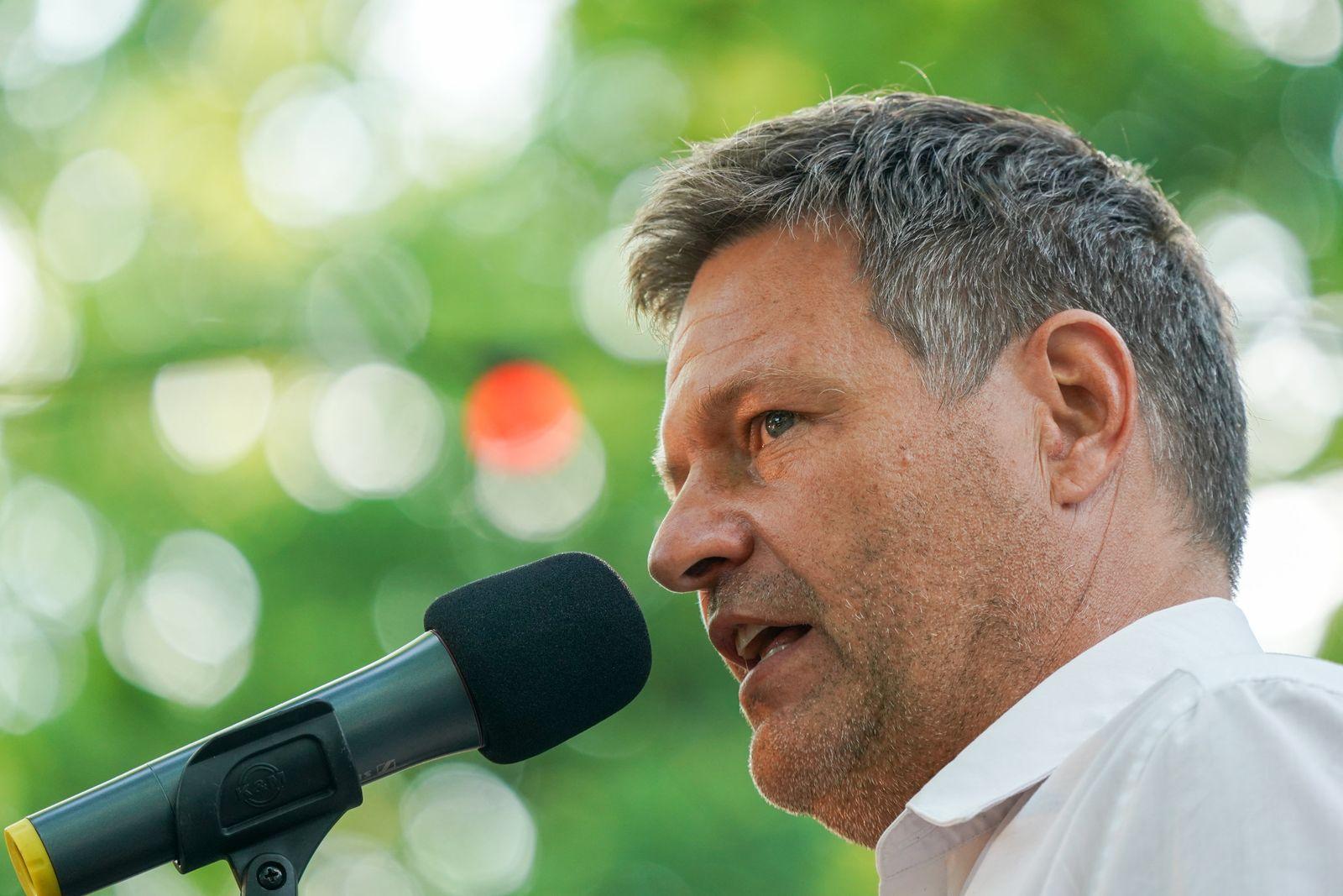 Wahlkampf Grüne Sachsen-Anhalt