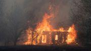 Kaum Löscherfolge bei Tschernobyl-Bränden