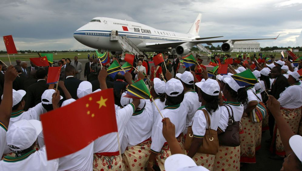Photo Gallery: African Ambivalence About Chinese Investments