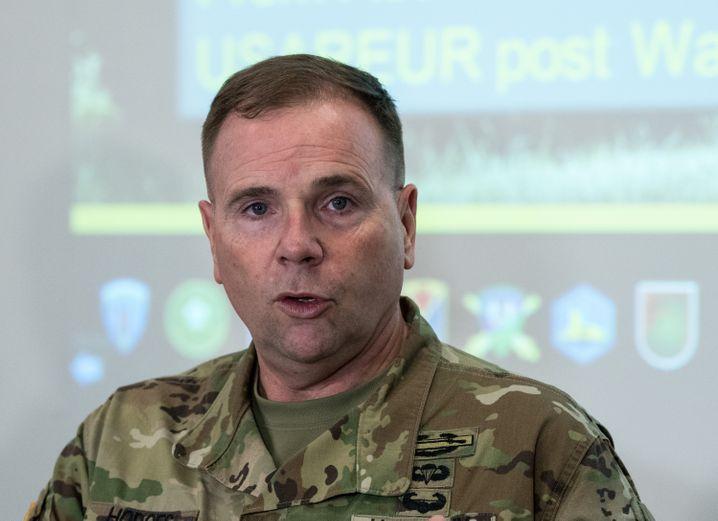 """Ben Hodges, ehemaliger Oberbefehlshaber der US-Streitkräfte in Europa: """"Partner werden sich fragen, ob die USA sich der Sicherheit in Europa noch verpflichtet fühlen"""""""