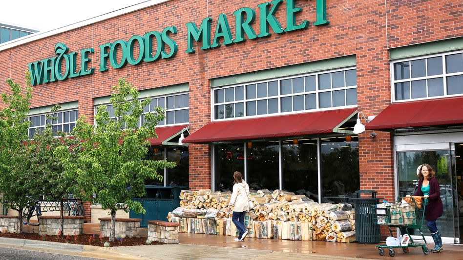 Whole Foods Filiale in Colorado