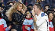 Beyoncé stiehlt Coldplay die Show